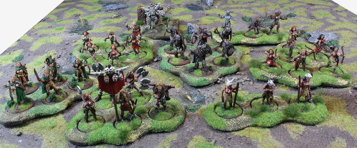 Untamed Kingdoms Warband